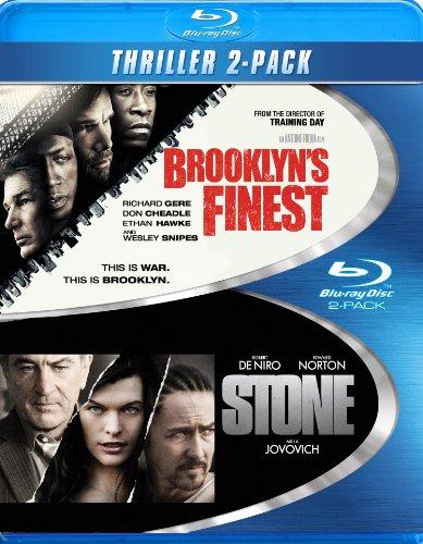 Brooklyns Finest/stone Bd 2pk [Blu-ray]