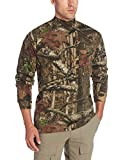 Yukon Gear Long Sleeve Mock T-shirt