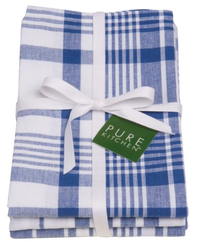 now designs jumbo pure kitchen towel set of 3 royal import it all