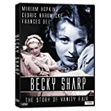 Becky Sharp (Enhanced) 1935 ~ Billie Burke
