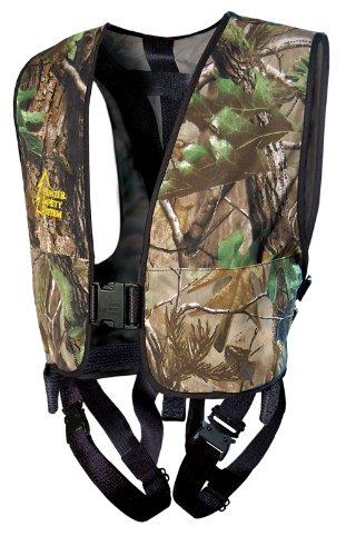 Hunter Safety System Treestalker Safety Harnesses, Realtree, Large/X-Large
