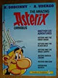 img - for The Amazing Asterix Omnibus by Goscinny (1993-02-18) book / textbook / text book