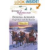 Sleigh Ride Rancher Harlequin Romance