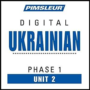 Ukrainian Phase 1, Unit 02 Audiobook