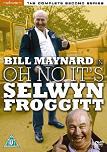 Oh No, It's Selwyn Froggitt! - Series 2 - Complete [DVD] [1974]