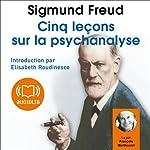 Cinq leçons sur la psychanalyse   Sigmund Freud