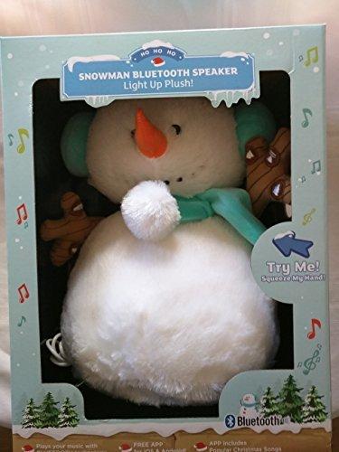 light-up-plush-christmas-snowman-bluetooth-speaker-by-shopko