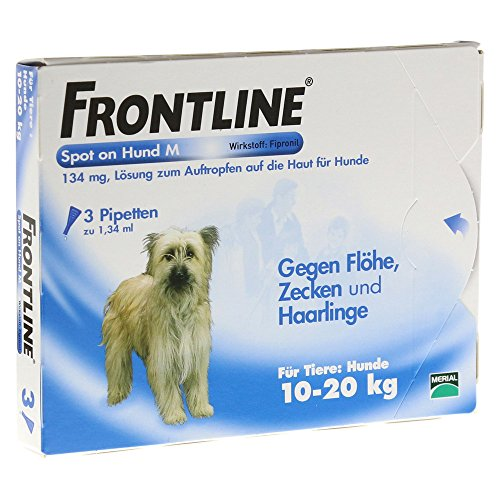 Artikelbild: Frontline Spot on H20 , 3 Stück