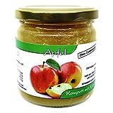 Apfel-Kompott ohne Zuckerzusatz
