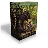 Fablehaven Boxed Set: Fablehaven/Rise of the Evening Star/Grip of the Shadow Plagueby Brandon Mull