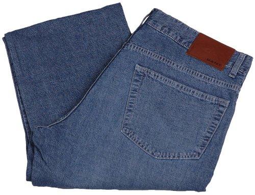 Jeans pantaloni GANT uomo 2, Elezione, modello: TYLER, colore: blu, -- , nuovo ---, UPE: 149,90 Euro blu W34/L36