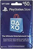 PlayStation Store Gift Card $50(北米版)