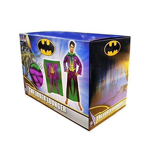 Uomo Coperta Con Maniche Joker Pile Relax Pacco Regalo DC Comics Batman - sintetico, Joker, 100% poliestere, Uomo, Misura unica