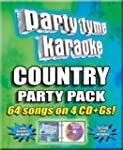 Country Party Pack (Karaoke)