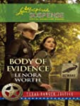 Body of Evidence (Texas Ranger Justic...