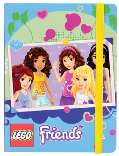 Lego Friends Journal (styles vary) - 1