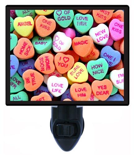 Valentine Night Light - Valentine Candy front-992772