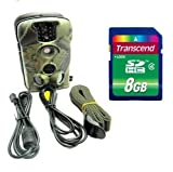 8GB Original LTL Acorn 5210A Game Hunting Scouting Trail Camera 940nm Blue12mp