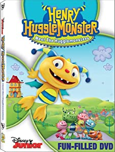 Henry Hugglemonster: Meet the Hugglemonsters