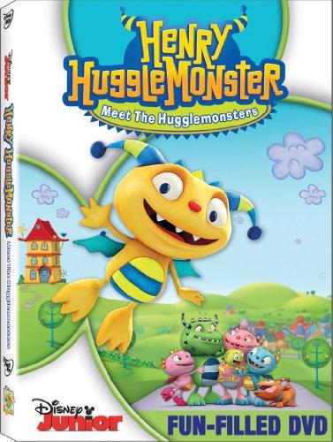 Henry Hugglemonster: Meet The Hugglemonsters front-323325