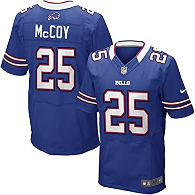 McCoy #25 Elite Bule Buffalo Men's Bills Football Jersey