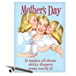 CAJ7396 Jumbo Funny Mother's Day Card...