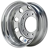 "Alcoa 19.5"" x 6"" Polished Rear Dual for Ford F450/F550 & Dodge 4500/5500 (763292)"