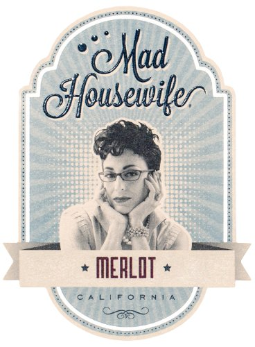 Nv Mad Housewife Merlot 750Ml