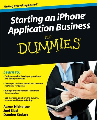 Starting an iPhone Application Business For Dummies (Aaron Apps compare prices)