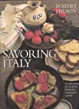 Savoring Italy (0060169001) by Field, Carol