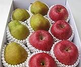 山形県産 ラフランス&サンふじりんごセット 3kg ランキングお取り寄せ