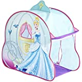Disney Princess Cinderella's Magical Carriage Pop Up Tent (Dispatched From UK)