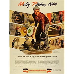 Molly the riveter