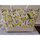 Kate Spade New York Wellesley Medium Harmony Tote, Painterly Lemons