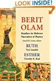 Berit Olam: Ruth and Esther