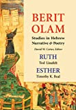 img - for Ruth and Esther: Studies in Hebrew Narrative & Poetry (Berit Olam Series) book / textbook / text book
