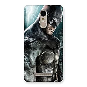 Ajay Enterprises Force Bat Back Case Cover for Xiaomi Redmi Note 3