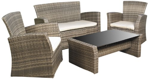 Mission Hills 26763-CW Redondo 4-Piece Seating Set image