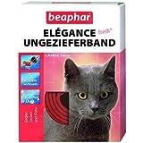 Beaphar 75401 Zecken Flohband Elegance Katze, 35 cm