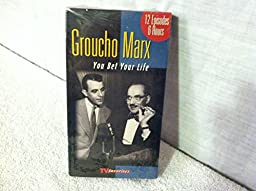 Groucho Marx - Your Bet Your Life (12 Episodes) [VHS]