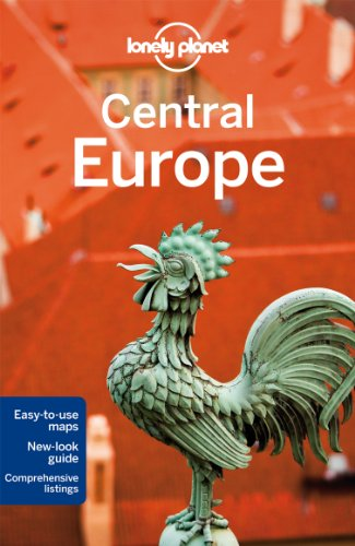 Lonely Planet Central Europe 9th Ed.: 9th edition Picture