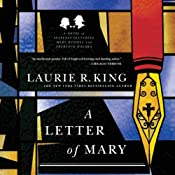 A Letter of Mary: A Novel of Suspense Featuring Mary Russell and Sherlock Holmes: The Mary Russell Series, Book 3 | [Laurie R. King]