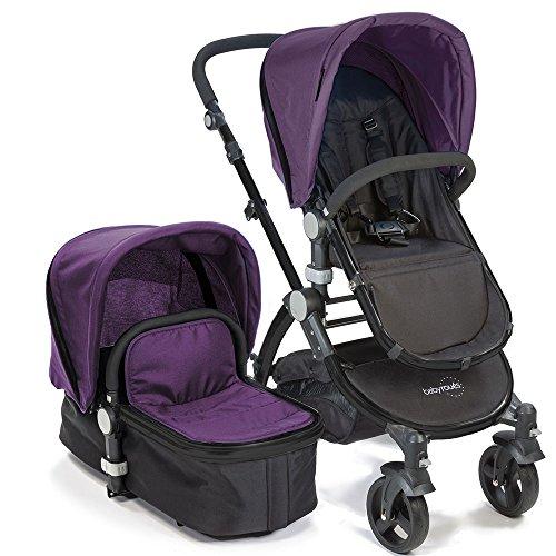 babyroues Letour IIB Stroller, Purple
