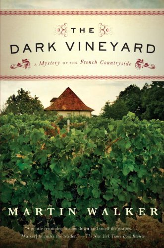 The Dark Vineyard: A Novel of the French Countryside (Side By Side French compare prices)
