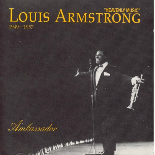 Amazon.com: Louis Armstrong: Heavenly Music 1949-1957: Music