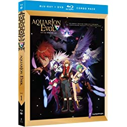 Aquarion: EVOL - Season 2, Part 1 (Blu-ray/DVD Combo)