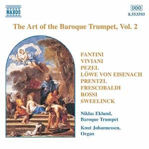 Art of Baroque Trumpet Vol. 2