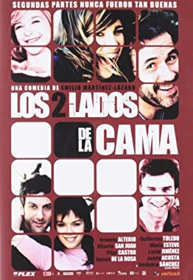 Los Dos Lados De La Cama (Import Movie) (European Format - Zone 2) [2012]