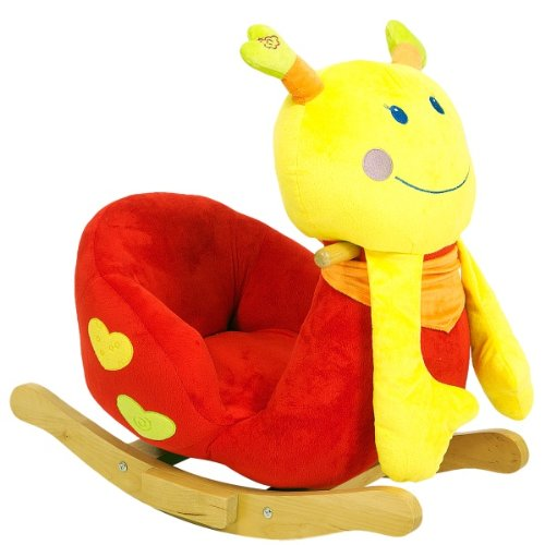 Rocking Chair Rocking Bee with Music