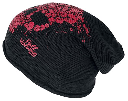 Full Volume by EMP Skull Beanie Berretto nero